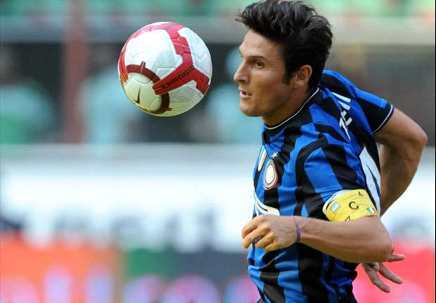 Inter Captain Javier Zanetti Reveals Secrets Behind Record Breaking Run