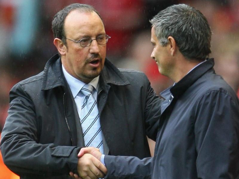 Mourinho has 'immense respect' for Benitez