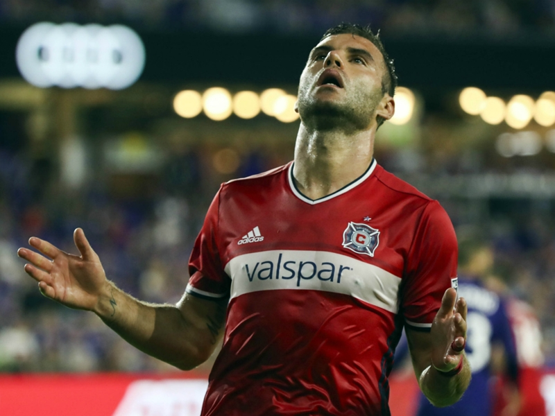 Nemanja Nikolic named Goal's MLS Newcomer of the Year