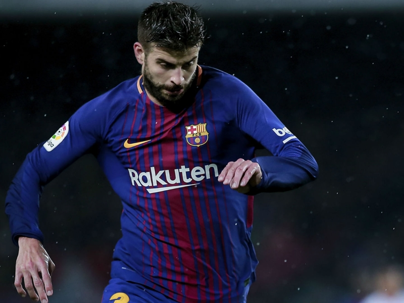 Pique to miss Barcelona's Leganes trip over personal matter