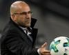 Borussia Dortmund coach Peter Bosz