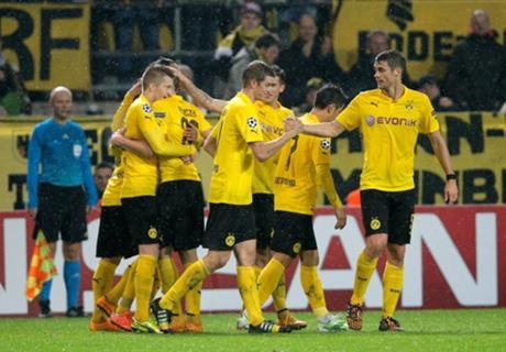 Player Ratings: Dortmund 4-1 Galatasaray