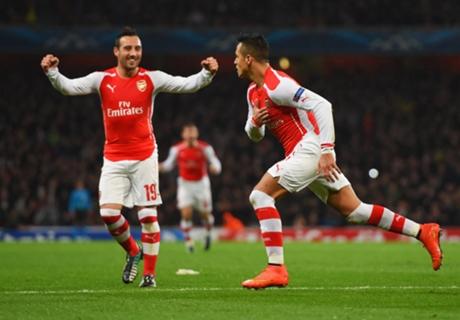 Arsenal 3-3 Anderlecht: Gunners fall apart
