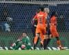 Basaksehir goal celebration Galatasaray 11182017