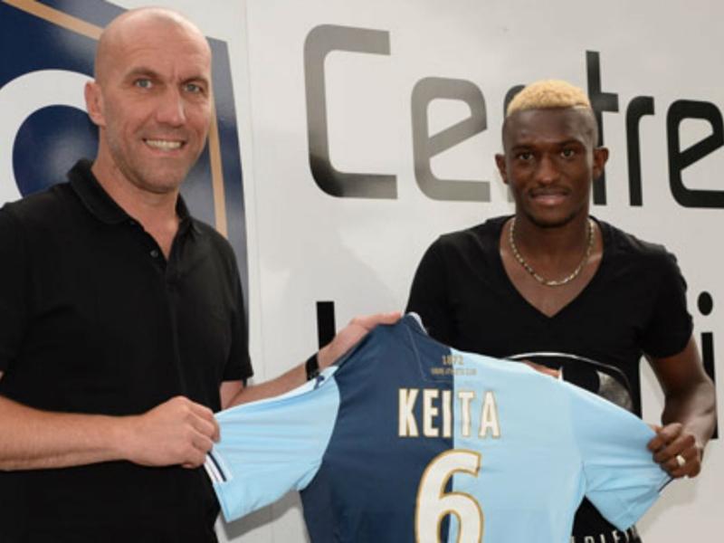 Le Havre, Abdoulaye Keita a résilié son contrat