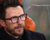 Di Francesco durante il derby