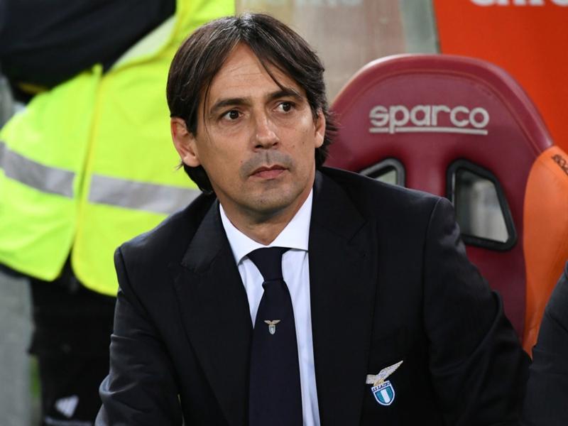 """Lazio, sollievo Inzaghi in vista della Fiorentina: """"Immobile è recuperato"""""""