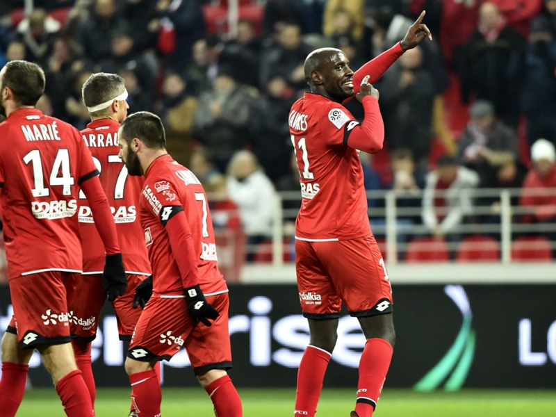 Dijon inscrit le but le plus rapide de la saison