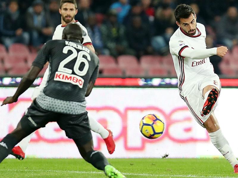 """Suso tranquillizza il Milan: """"E' solo una botta, presto in campo"""""""