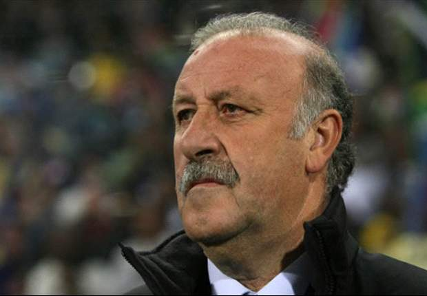 Vicente Del Bosque: Italia Lawan Kuat