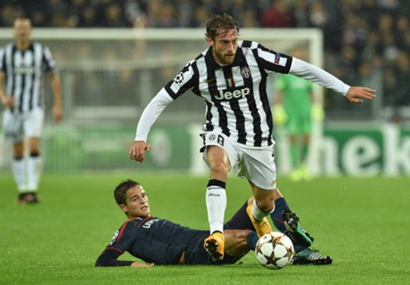 Juventus 3-2 Olympiacos: Hard For Host
