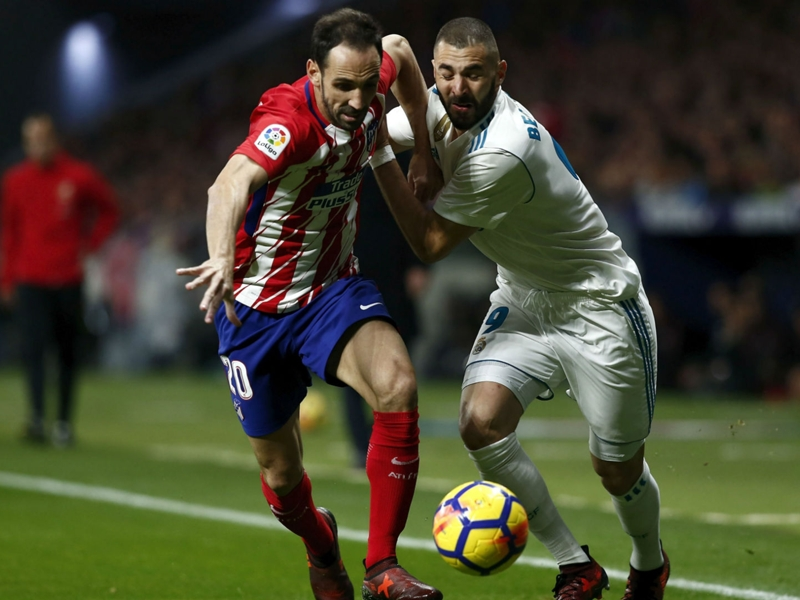 Atletico Madrid 0 Real Madrid 0: Defences dominate in historic derby