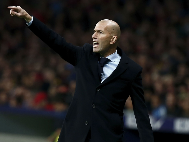 Zidane's Madrid held scoreless away in La Liga for the first time