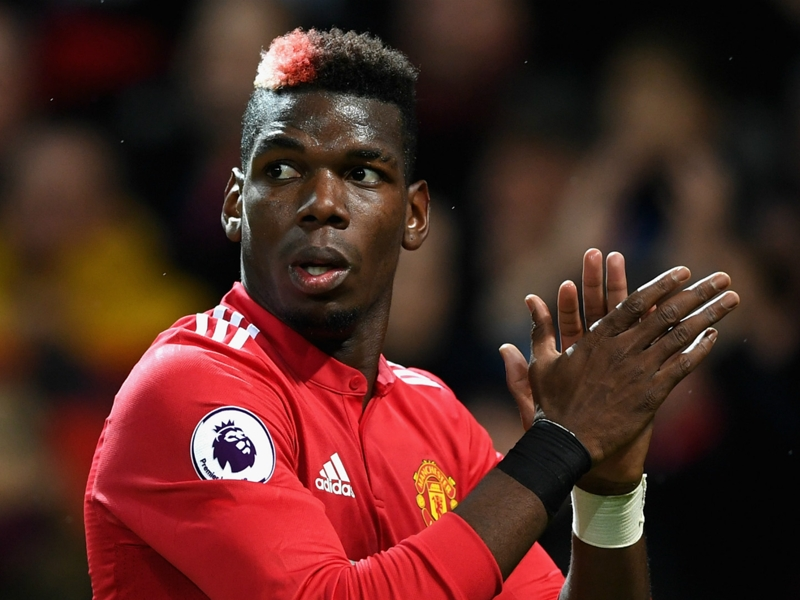 Manchester United team news: Martial starts as Pogba captains much-changed side