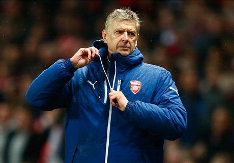 Wenger: I am not scared to spend