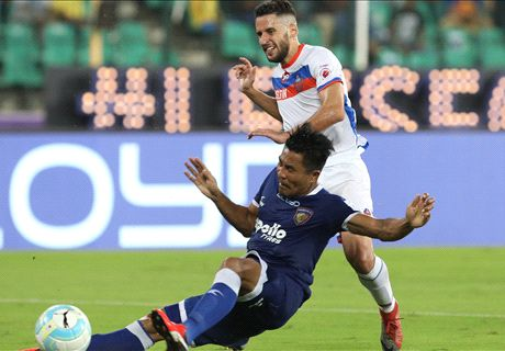 Gaurs prevail in five-goal thriller