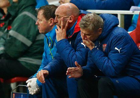Wenger: Arsenal were always in danger