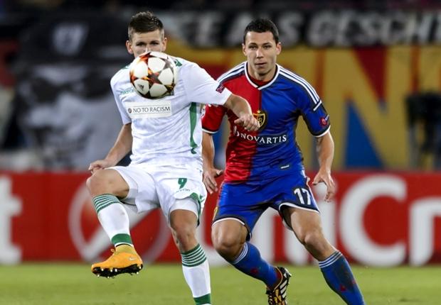 Basel 4 x 0 Ludogorets: Suíços goleiam em casa e deixam a classificação do Liverpool sob risco