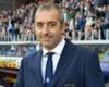 Sampdoria manager Marco Giampaolo.