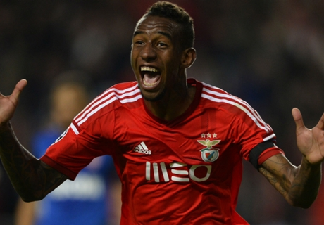 Brazil call-up for Benfica's Talisca