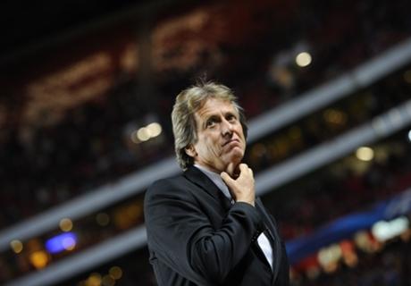 Jesus praises Benfica display