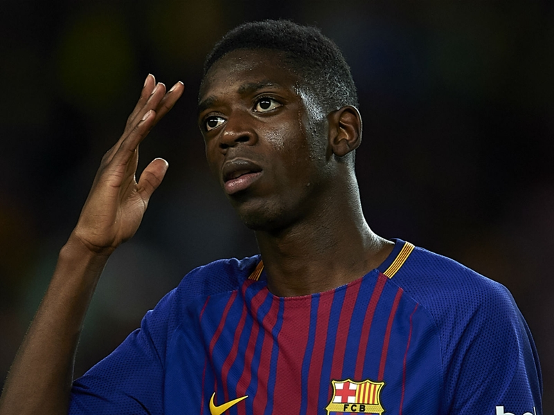 Dembele on course for Clasico as Barcelona's €105m man ramps up recovery