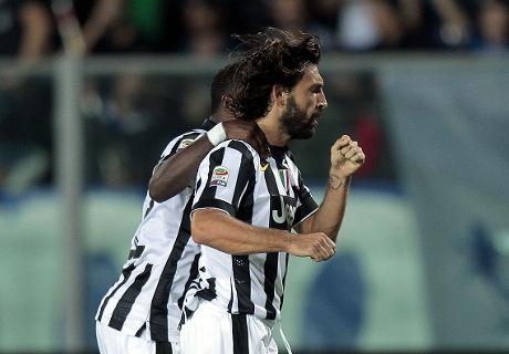 Pirlo happy after 'fundamental' victory