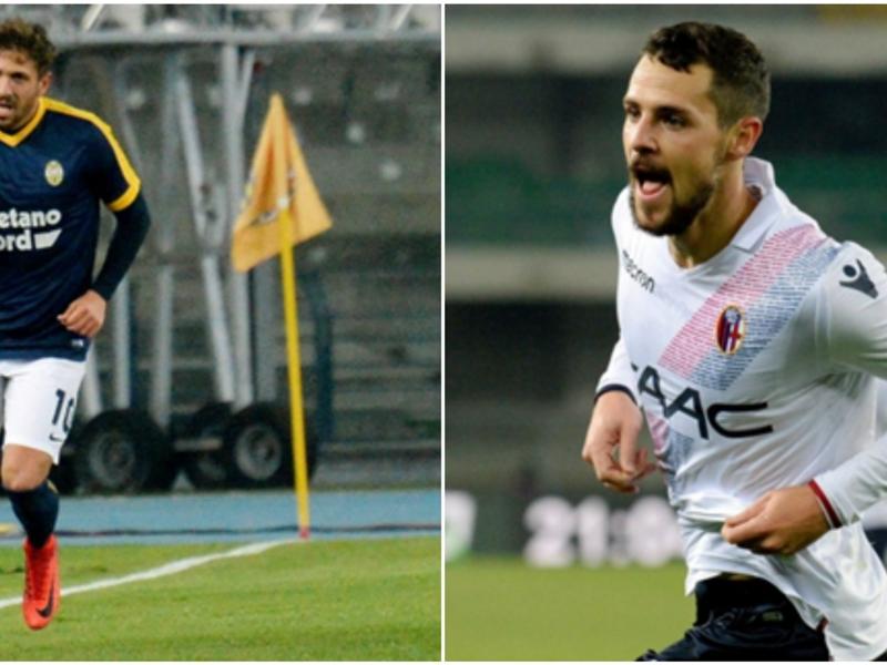 Verona-Bologna, la notte delle rivincite: Cerci e Destro tornano al goal