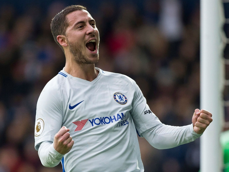 'Nothing changes' - Hazard to Real Madrid all talk, says Lampard