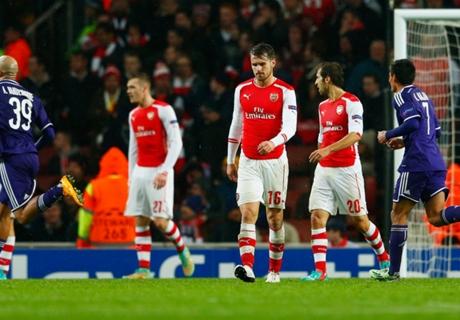 Hamann: Kepolosan Arsenal Mencengangkan