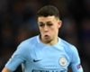 Manchester City teenager Phil Foden