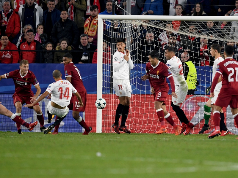 Suicide in Sevilla! Liverpool's same old problems return in shambolic collapse