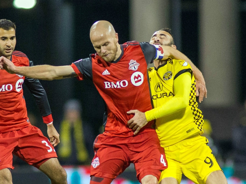 No away goal, but Toronto FC confident after stifling Crew attack in stalemate