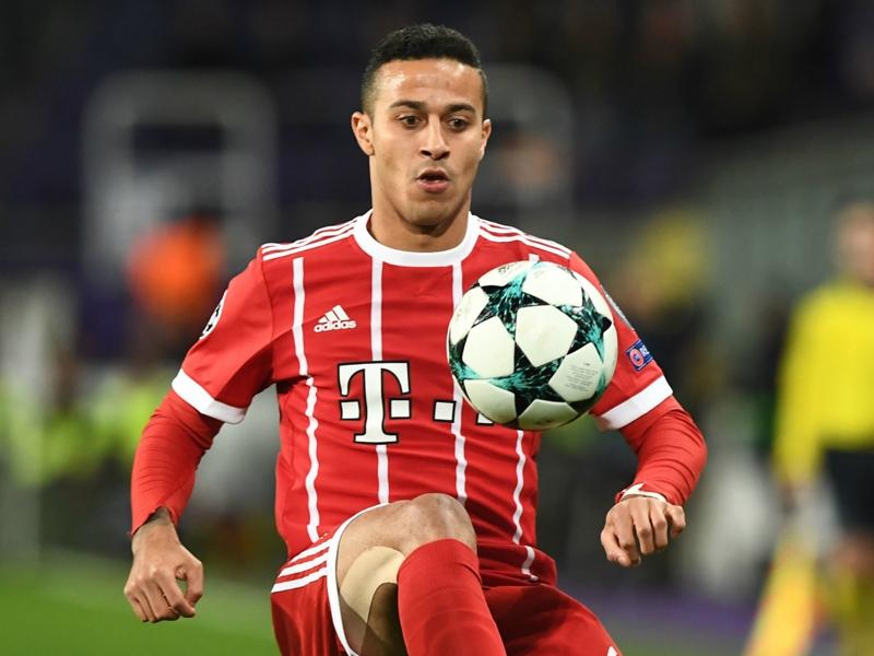 Bayern should think about selling Thiago - Matthaus