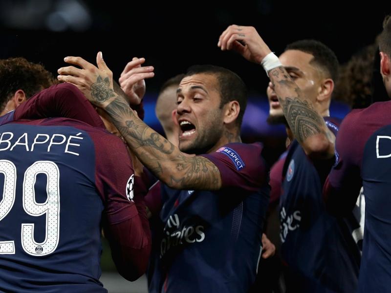 Paris Saint-Germain 7 Celtic 1: Cavani and Neymar score braces in sparkling win