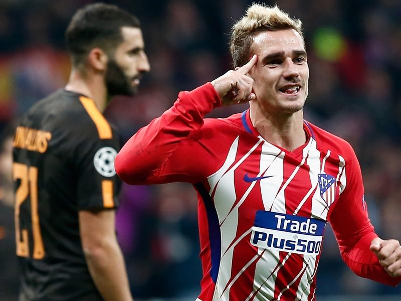 """Atlético de Madrid – Griezmann: """"Nous irons à Chelsea pour gagner"""""""