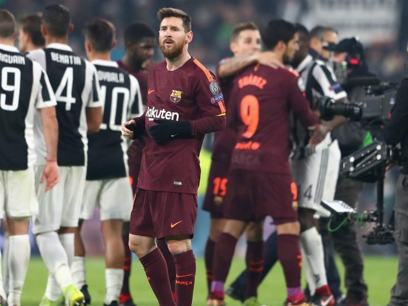 Valverde explains decision to bench Messi