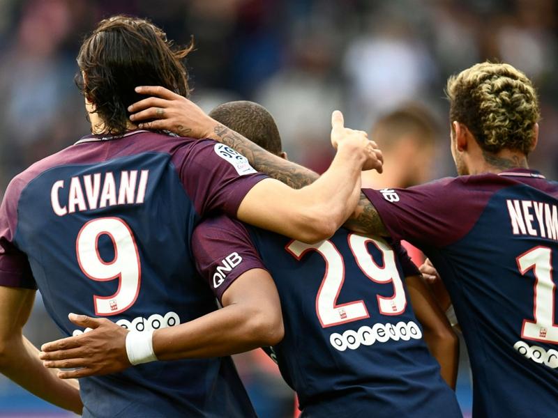 La MCN, ce trio prolifique qui a marqué (presque) la moitié des buts du PSG