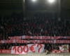 Bayern Munich fans against Anderlecht