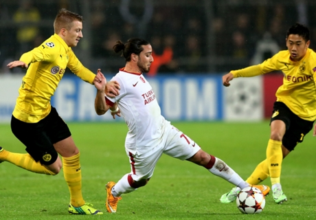 Subotic: Seriously cool watching Reus