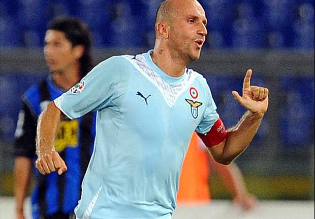Fiorentina Set To Miss Out On Lazio Striker Tommaso Rocchi - Report