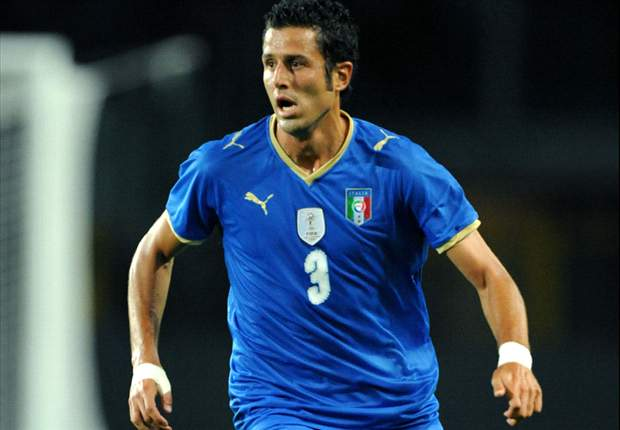 World Cup 2010: Fabio Grosso In Danger Of Missing Out On Marcello Lippi's Italy Squad