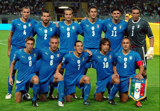 International Friendly Preview: Italy - Netherlands
