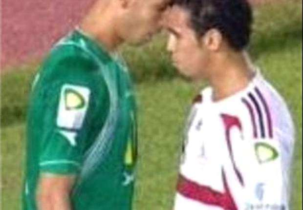 Zamalek To Appeal The Ban On Hazem Emam And Alaa Ali