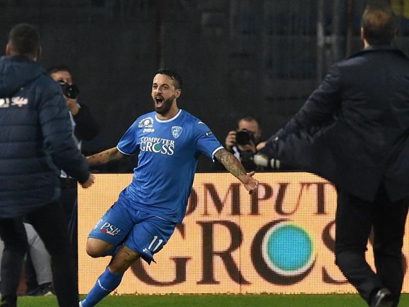 Empoli-Frosinone 3-3: Emozioni al Castellani, i toscani rimontano dallo 0-3