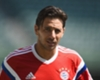 Pizarro injury blow for Bayern