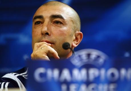 Di Matteo: No thoughts of revenge