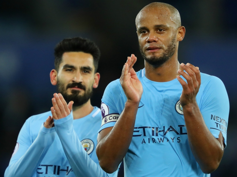 Kompany: Lack of enthusiasm 'not permitted' for City in second leg