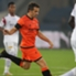 Alessandro Del Piero of Delhi Dynamos FC in action during ISL match against NorthEast United FC