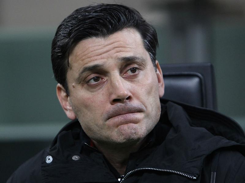 Sacked Montella hopes Gattuso fares better at AC Milan